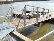 Galvanized Steel Ramp