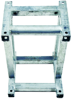 Galvanized Winch Riser for #10 and #11 Winch